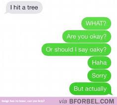 Tree Puns Tree Puns B For Bel