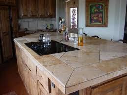 kitchen countertop tile design ideas tile on kitchen countertops home design ideas