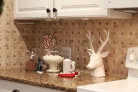 easy christmas kitchen decor ideas