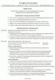 good resume for accounts executive responsibilities for marketing account executive sle resume account executive resume exle
