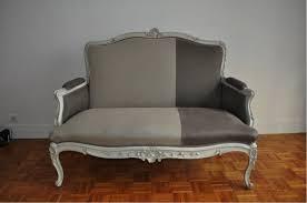 tapissier canapé canapé louis xv revisité tissus rubelli atelier secrea