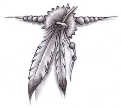eagles feather tattoo meaning and design tattoomagz