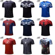 t shirt organizer 2017 t shirt superman batman spider man captain america hulk iron
