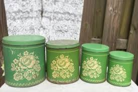 green kitchen canisters 100 images saburo glass and wood lid