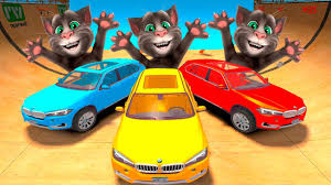 Bmw X5 Colors - colors bmw x5 cars for kids u0026 talking tom colors funny video