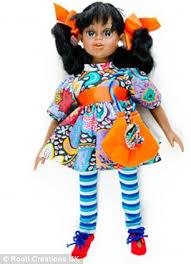 African Halloween Costume Meet Rooti Dolls Talking African Figures Wearing Colourful