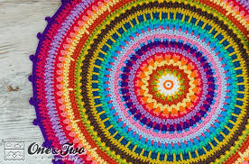 Crochet Doormat Crochet Rug Patterns For A Handmade Home