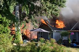 arson suspected in fire that destroyed house on south whidbey