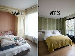 renover chambre a coucher adulte maison renover avant apres kirafes