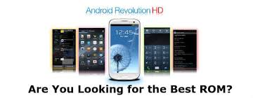 android revolution hd how to install android revolution hd custom rom on samsung galaxy s3