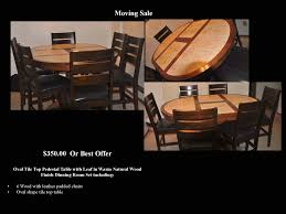 garage table and chairs oval tile dinning set s garage tile top tables oak creek and room set