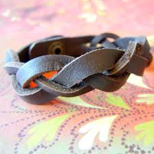 braided leather cuff bracelet images The easiest braided leather cuff bracelet ever rings and things jpg