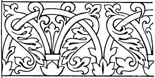 byzantine ornaments clipart 14