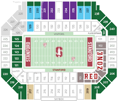 6 Flags Ticket Prices Stanford Football Central U2022 Tickets Stanford University