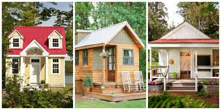 Country Cottage House Plans With Porches 65 Best Tiny Houses 2017 Small House Pictures U0026 Plans