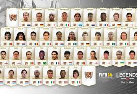 fifa 14 black friday amazon here u0027s a look at the exclusive fifa 14 ultimate team legends on