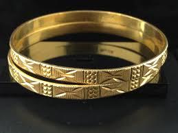 gold bangle bracelet sets images 22k gold baby bangles set of two indian kundan islamic and jpg