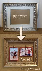 Picture Frame Hanging Ideas Best 25 Clothespin Picture Frames Ideas On Pinterest Clothespin