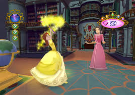 amazon com disney princess my fairytale adventure nintendo wii