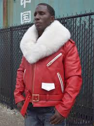 red leather motorcycle jacket hiphopcloset com buy mens g gator jakewood red motorcycle jacket