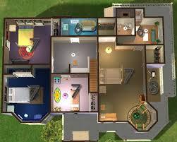 sims 3 modern house floor plans sims 3 house floor plan best of modern house floor plans sims 3