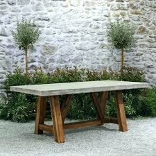 cement table and bench concrete table and benches bench design concrete patio table and