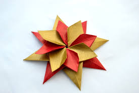 origami christmas ornaments ii