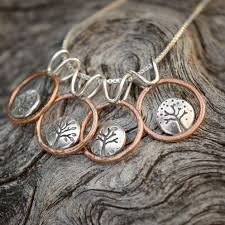 Handcrafted Sterling Silver Jewellery - handcrafted sterling silver and copper nature jewelry made in michigan