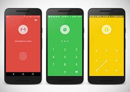 app locker android app lock el primer protector de apps con escáner de huellas