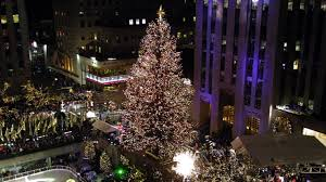 the 2016 rockefeller tree lighting live