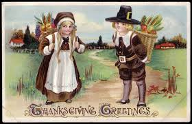 cool vintage names for thanksgiving