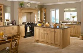 oak kitchen designs house plans and more house design