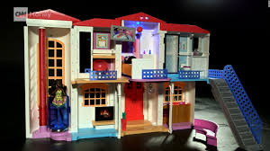 dream house say u0027hello u0027 to barbie u0027s high tech dreamhouse cnn video