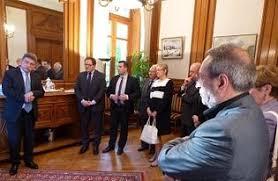 chambre des metiers avesnes sur helpe avesnes sur helpe le préfet à la rencontre des élus de l