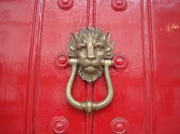 door unique door knocker for home house of antique hardware door