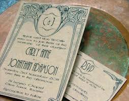wordings art deco wedding invitation download together with art