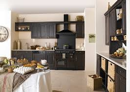 cuisine style bistrot exemple cuisine style bistrot black kitchens and kitchens