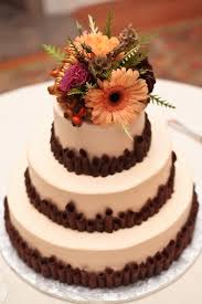 81 best wedding cakes simple nature images on pinterest