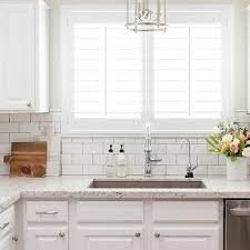 subway tile kitchen backsplash pictures white granite kitchen countertops with white subway tile