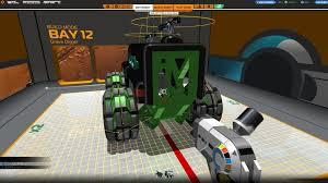 Grave Digger Robocraft Garage
