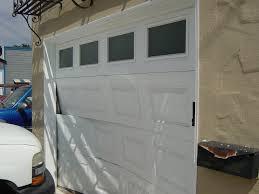 replace single garage door springcost to replace garage door