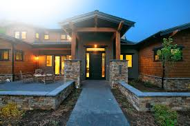custom home design custom home design and landscape design craftsman modern green