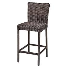 Outdoor Swivel Bar Stool Patio Bar Stools You Ll Wayfair