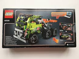 lego technic lego technic black champion racer set 42026