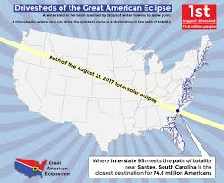 interstate 26 map south carolina eclipse total solar eclipse of aug 21 2017
