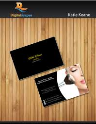 Makeup Artist Quotes For Business Cards Entry 1 By Dscapes30 For Makeup Artist Business Cards Freelancer