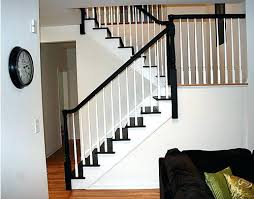 Painting Banister Spindles Stair Banisters And Rail U2013 Brandonemrich Com