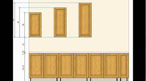 Kitchen Cabinet Dimension Height Of Kitchen Cabinets Above The Counter Nrtradiant Com