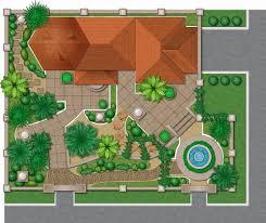 collection landscape design layout photos free home designs photos