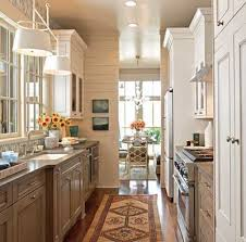 kitchen cabinets galley style 5 steps of successful designing galley style kitchens layouts